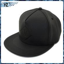 Petite quantité accept PayPal Paypal cuir logo logo snapback chapeaux gros prix