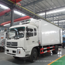 dongfeng top sales thermo king camión frigorífico