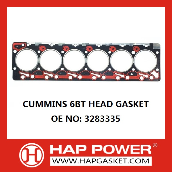 HAP-CS-002 CUMMINS 6BT HEAD GASKET 3283335