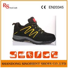 Chaussures de sécurité en cours d'exécution de marque résistante aux produits chimiques de marque bon marché