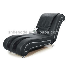 Lit de massage de loisirs avec la fonction de pétrissage, de vibration et de pression d'air