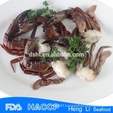 HL003 healthy seafood Frozen Cut Crab
