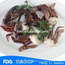 Dongshan замороженные вырезать черный краб