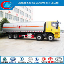 25cbm-30cbm Iveco Fuel Tanker Truck Hot Sale 8X4 Fuel Tank Truck Factory Direct Sale Used Fuel Tanker Truck
