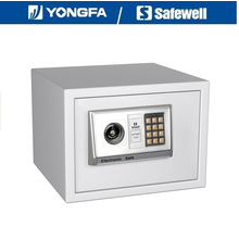 Safewell 30cm Height Eak Panel Electronic Safe for Office