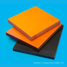 Черный / Оранжевый Бакелитовый Лист Феноловой смолы