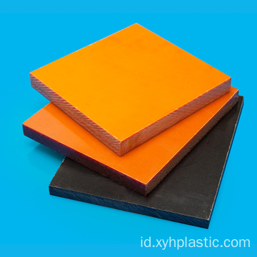 Lembar Resin Fenoten Bakelite Black / Orange