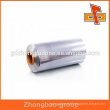 Hot shrinking high transparent PET film alibaba wholesale wrap film manufcturer