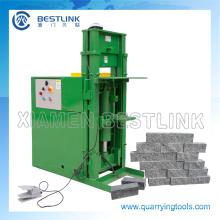 Partir de la máquina para la fabricación de chapa de revestimiento de la pared de mosaico