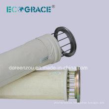 Resistencia a altas temperaturas Filtro de polvo Filtro de filtro Nomex