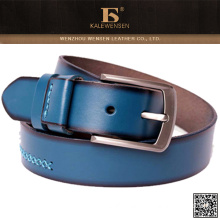 Factory supply custom made wholesale leather belts 2015