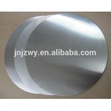 6061 disques ronds en aluminium