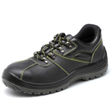 High Quality Genuine Leather Safety boots steel toe shoes men