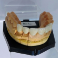 Dental CAD CAM Freze Makinesi 4 Eksen