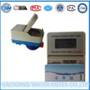 Smart Prepaid Water Meter for Residential Usage