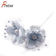 Flores de seda de alta calidad artificial