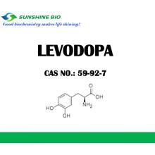 20 Years Factory for Supply Active Pharmaceutical Ingredient,Ziprasidone Hcl,Polymyxin Sulphate to Your Requirements Levodopa CAS No. 59-92-7 supply to Greenland Manufacturer
