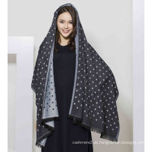 Neuer Kollektion 100% Polyester Digital Print Schal