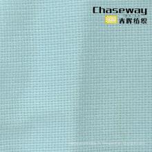 50% Polyester 50% Viscose Tissu à rayonne pour vêtement