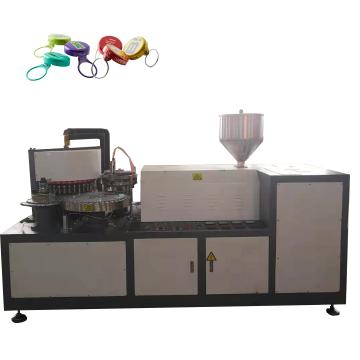 máquina de fabricação de tampa de puxar de anel de tampa de alumínio