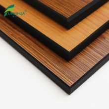 coloured decorative 12mm thick high gloss hpl cpl laminate panel