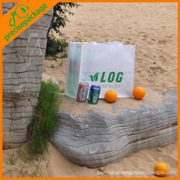 portable eco reusable non woven carry shopping bag