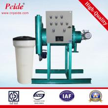 Équipement de traitement de l'eau de dérivation pour la stérilisation et la détartrage