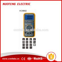 VC9802 / VC9805 / VC9808 Мультиметр Poular с большим экраном