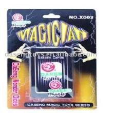 Trucos de magia trucos de tarjeta