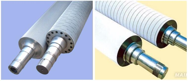 Kinds of Corrugated Roll