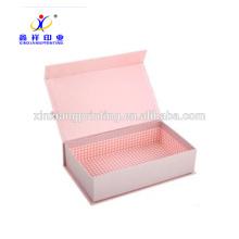 Caixa de embalagem de papel de caixas de papelão ondulado personalizado