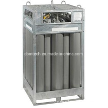 Factory Customized 40L/50L Gas Cylinders Racks