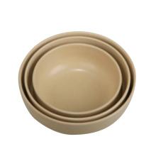 Bamboo Fiber Middle Korean Bowl