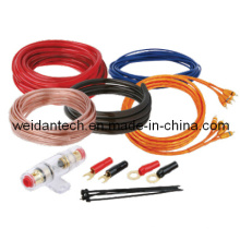 8 Gauge Power Acoustic Amplifier AMP Wiring Kit (WD18C-004)