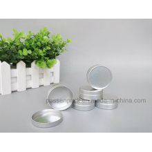 25ml Kosmetik-Aluminium-Verpackungsglas mit Snap-on-Deckel (PPC-ATC-023)