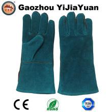 Защитные перчатки для сварки с теплоизоляцией