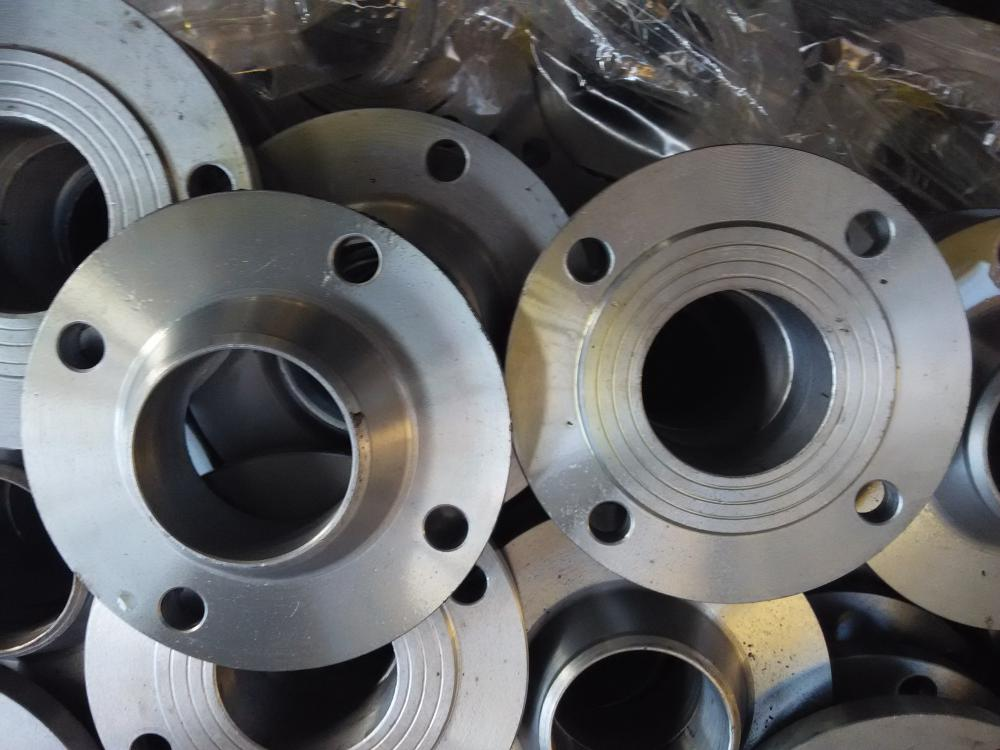 DIN 2633 SLIP-ON flange  Carbon Steel Forged