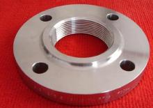 DIN 2566 Pn16 / DIN En 1092 Type 13 Threaded Flanges