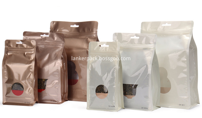 flat bags for chocolate two