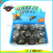 Brinquedo com bola de aranha com espreitadela de novidade com venda quente