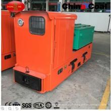 Locomotives électriques antidéflagrantes de batterie de Cty5 / 600mm pour l'exploitation souterraine