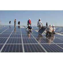 Sunpower Solar Cell Material Flexible Solar Panels for Boats