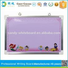 Parede, queda, magnético, whiteboard