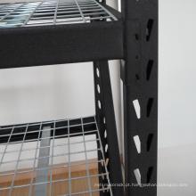 Rack de 4 camadas industrial / rack de molde com painel de arame