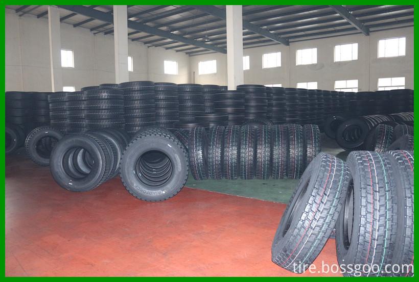 Radia Truckl Tyre