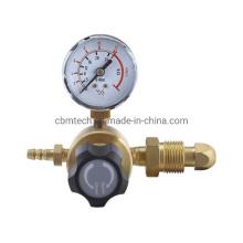 Light Full Brass Regulators for Industrial Uses