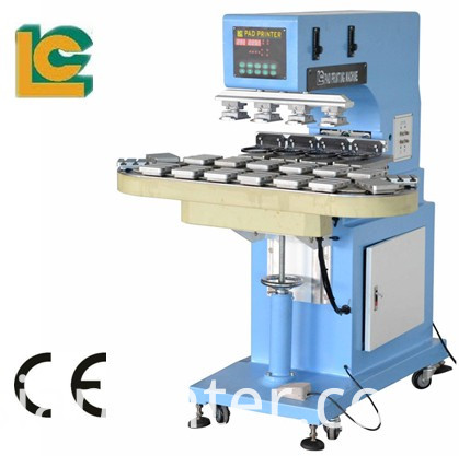 Pad Printing Machine 4 Color