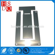 Noyau d'acier de fer laminé de silicium de TL