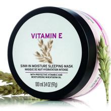 Vegan Beauty Best Vitamin E Sink-in Moisture Sleeping Face Mask