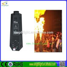 Máquina de fogo do efeito do estágio / máquina de fogo do dmx / projetor da chama do efeito do estágio